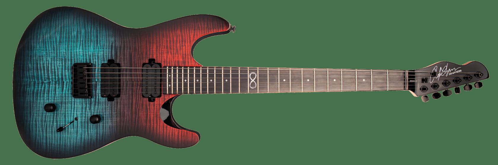 ml1 mod guitar front